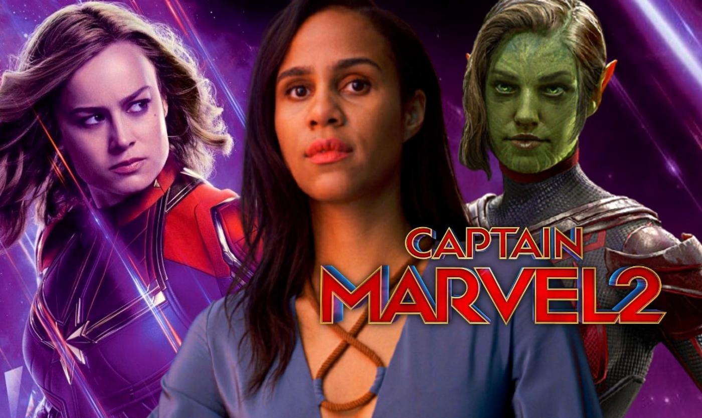 Captain Marvel 20' Zawe Ashton Tapped To Play A Villain – Will She ...