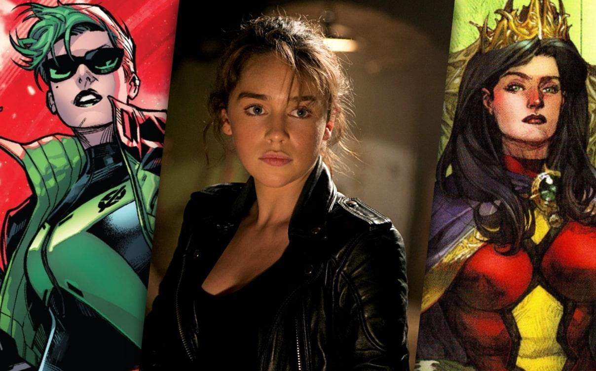 Emilia Clarke almost had Iron Man 3 role
